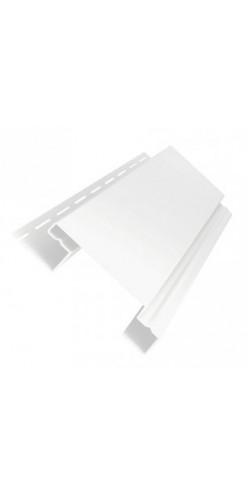 Планка (наличник) наборная для составного угла персиковый 3м